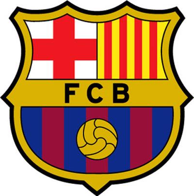 barcelona fc logo vector. arcelona fc logo vector.
