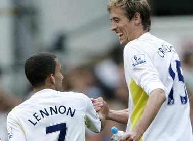 Klein/Lennon und Gross/Crouch