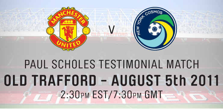 "A ""Heavily Enriched"" Cosmos U23 Side Takes on Man United 